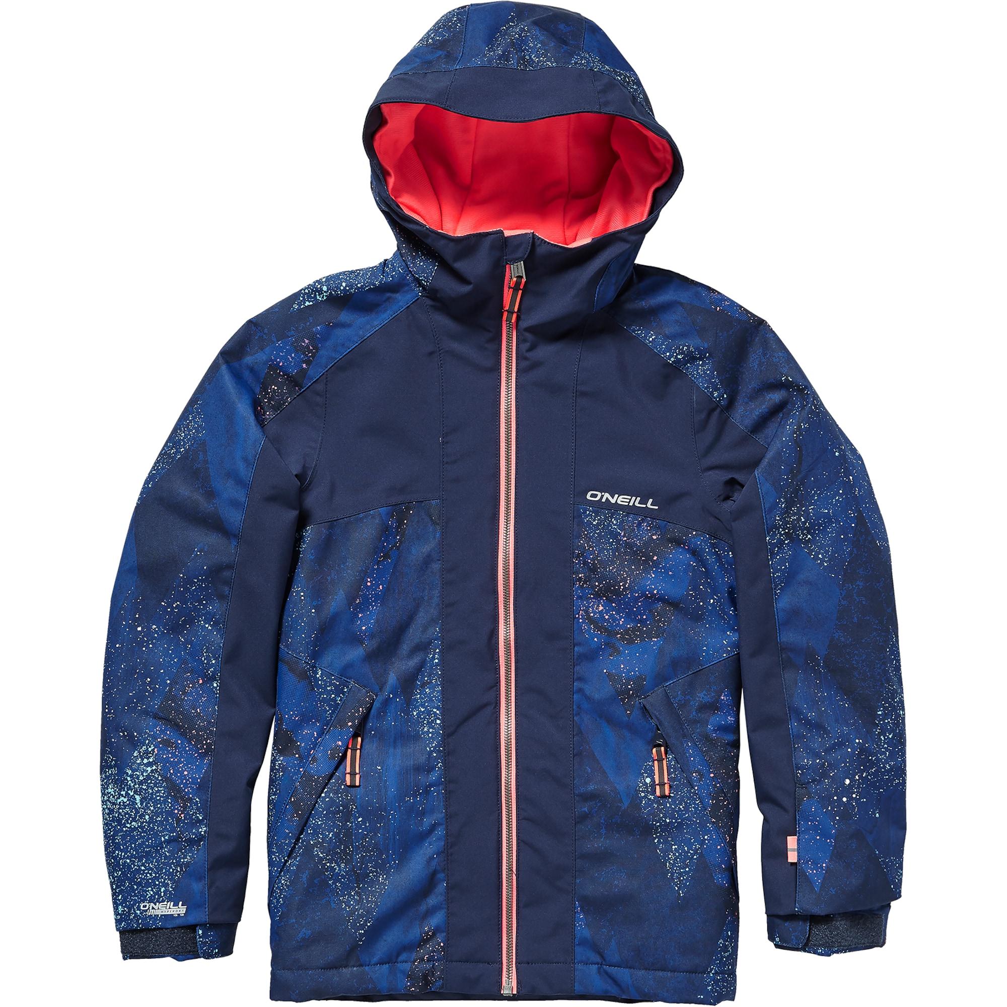 ONEILL Sportovní bunda Allure modrá mix barev O'NEILL