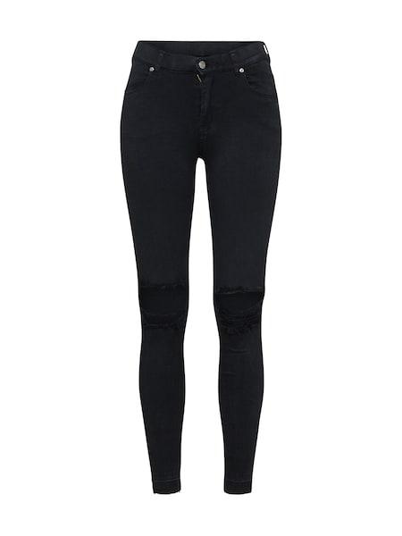 Hosen für Frauen - 'Lexy' Skinny Jeans › Dr. Denim › schwarz  - Onlineshop ABOUT YOU