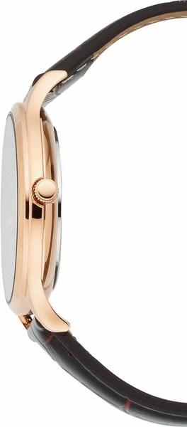 Uhren für Frauen - FIRETTI Quarzuhr braun dunkelbraun rosegold  - Onlineshop ABOUT YOU