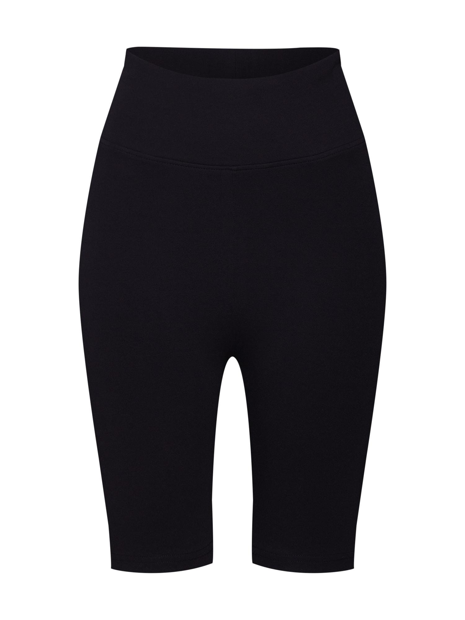 Urban Classics Leggings 'Ladies High Waist Cycle Shorts'  negru