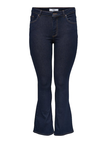 Hosen - Jeans 'Carwilly HW' › ONLY Carmakoma › dunkelblau  - Onlineshop ABOUT YOU