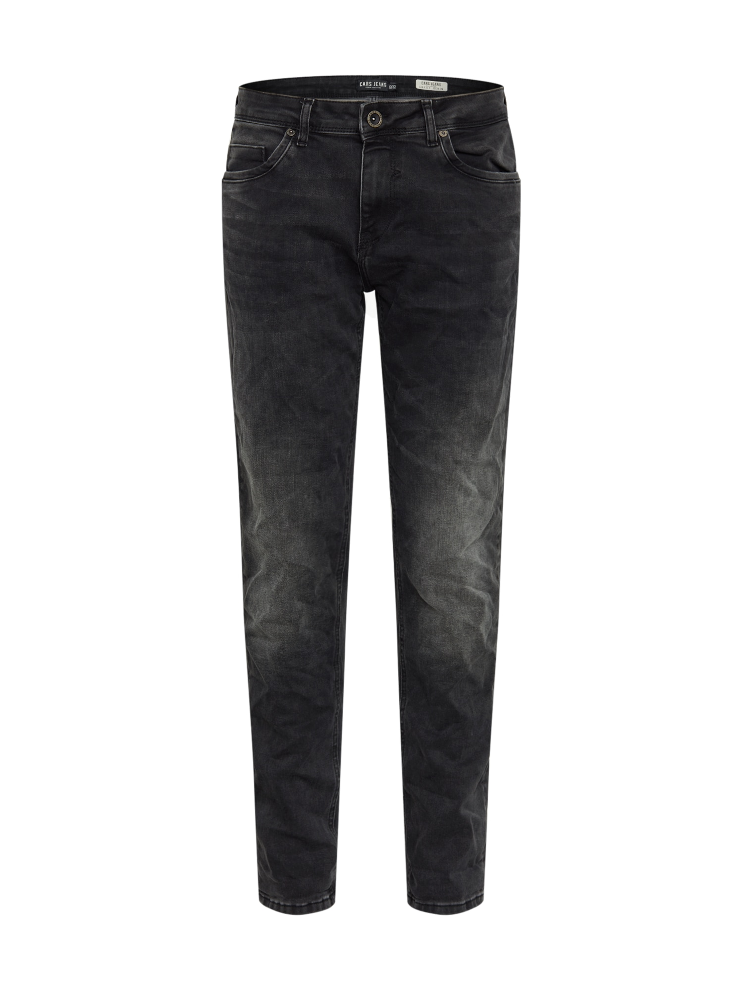 Cars Jeans Džinsai 'THRONE' juodo džinso spalva