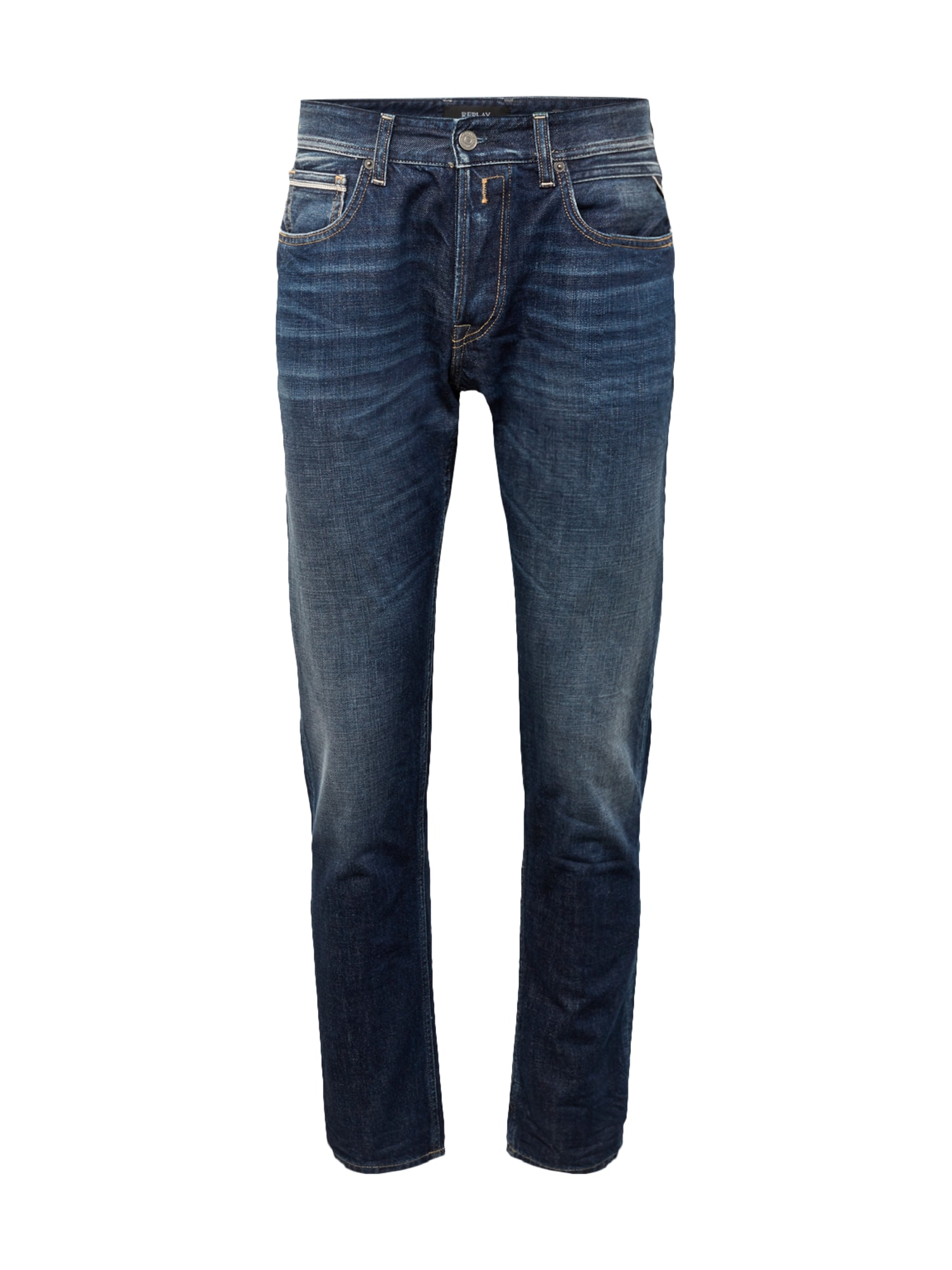 REPLAY Jeans 'Grover'  denim albastru