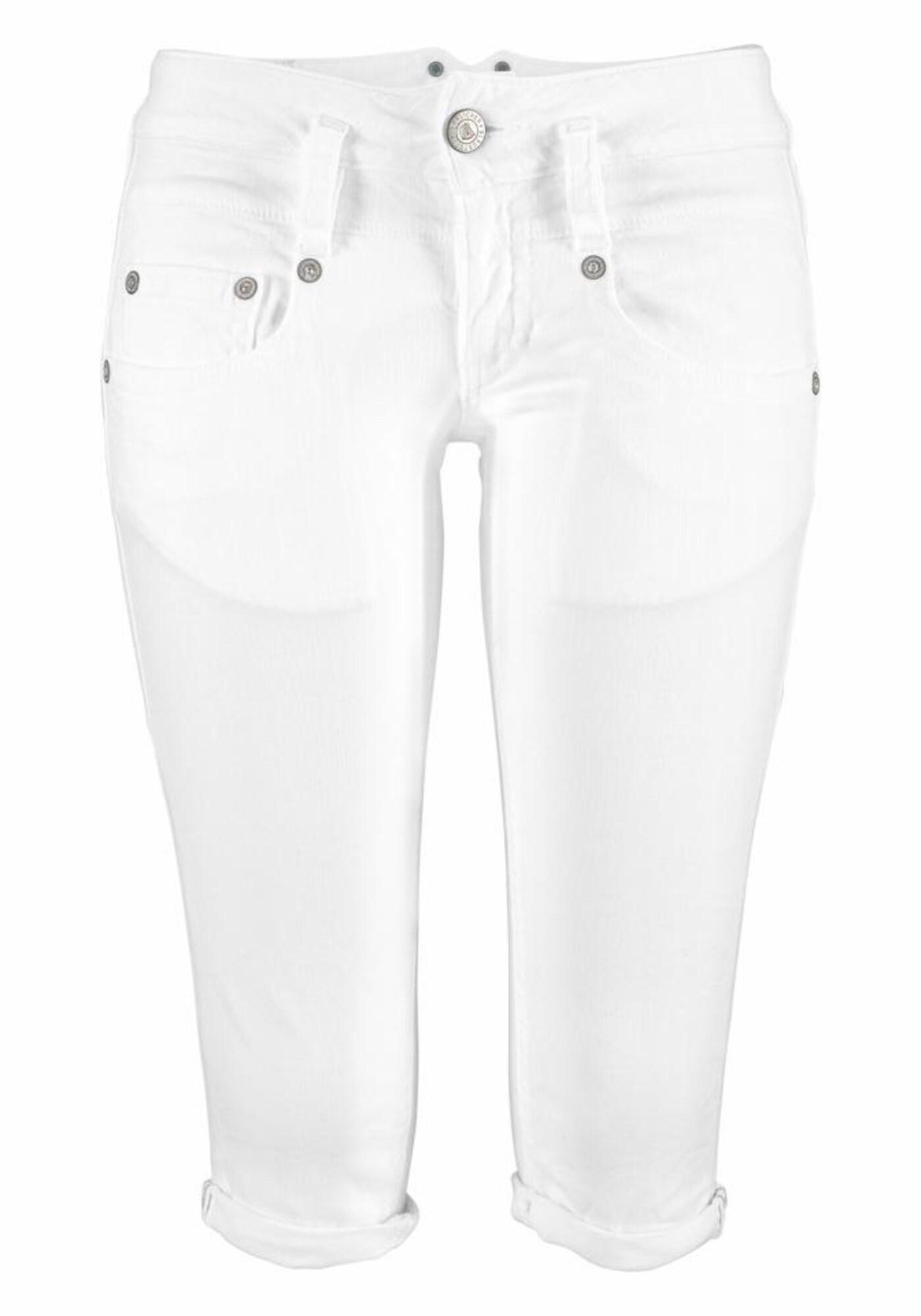 Kalhoty Pitch bílá Herrlicher