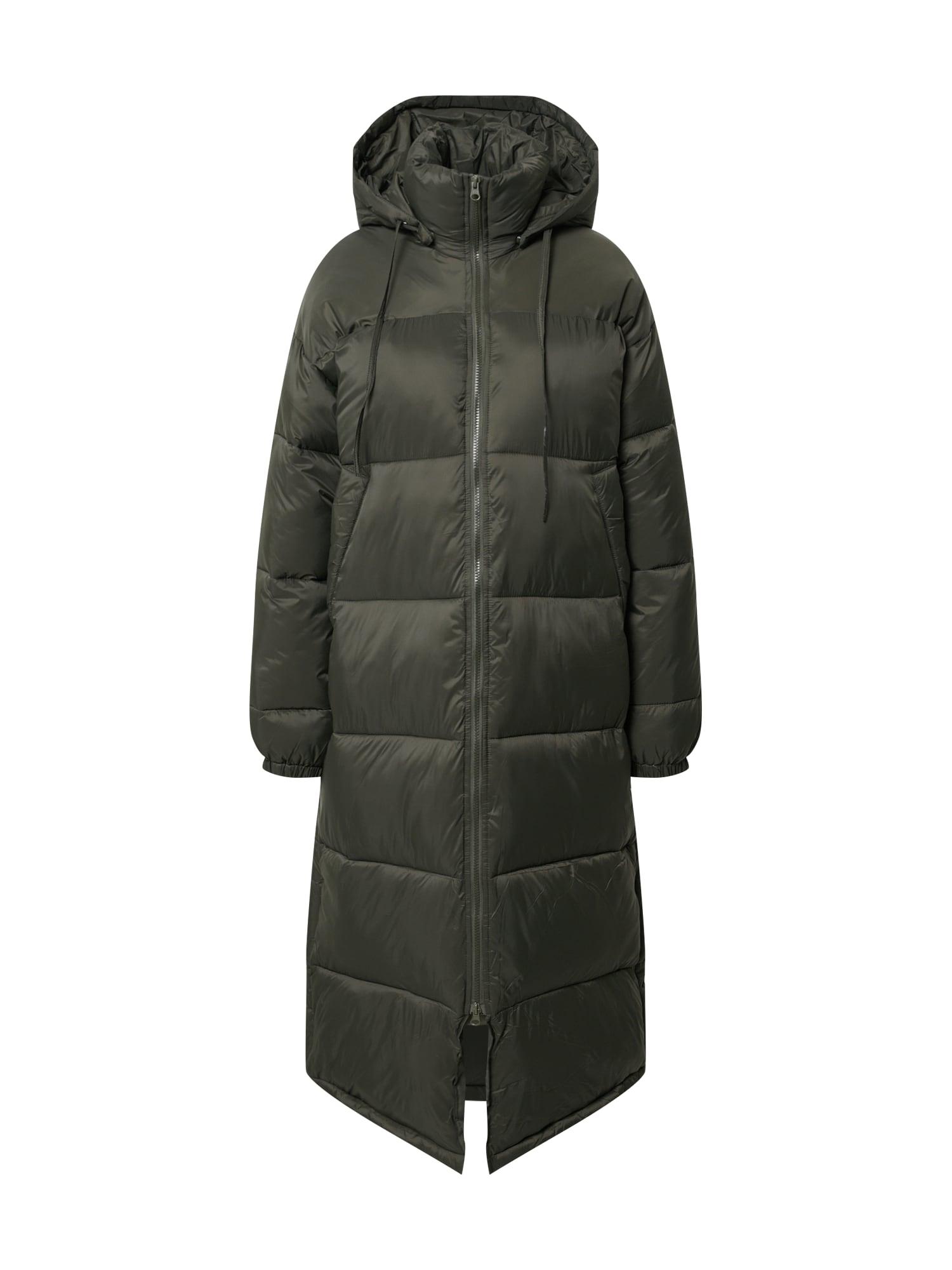 LeGer by Lena Gercke Žieminis paltas 'Nahla' alyvuogių spalva