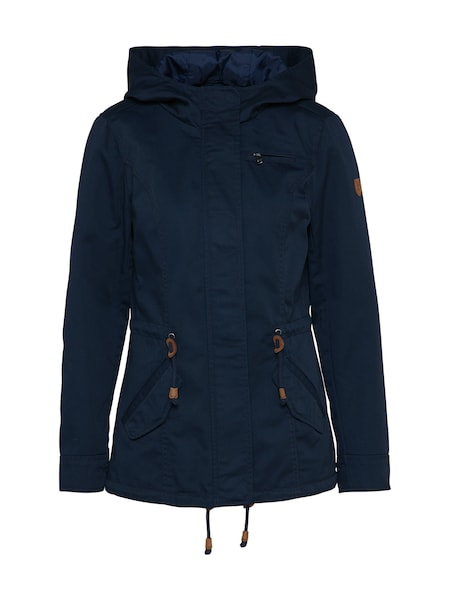 Jacken für Frauen - ONLY Parka 'LORCA' navy  - Onlineshop ABOUT YOU