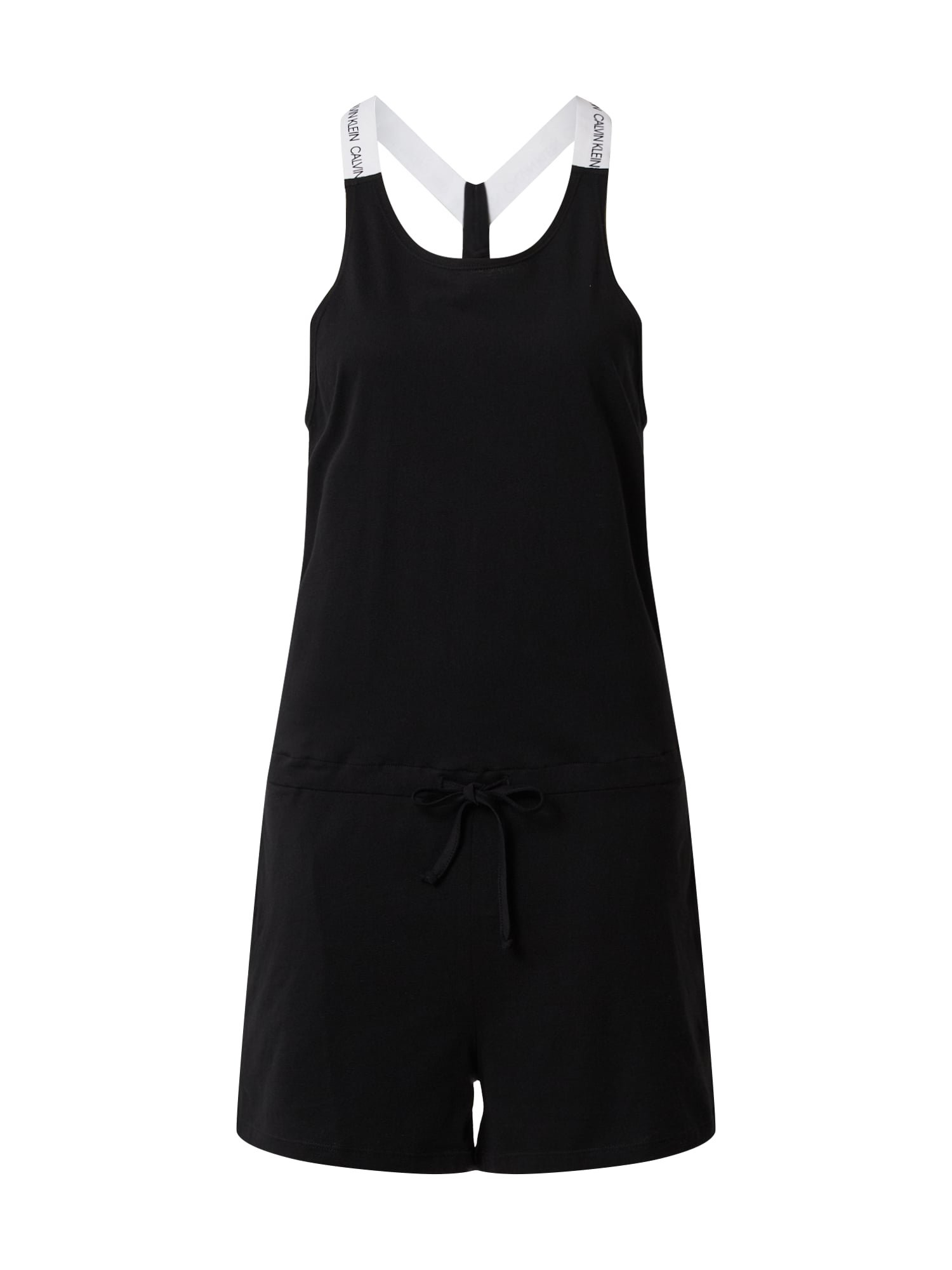 Calvin Klein Swimwear Pyžamo  čierna