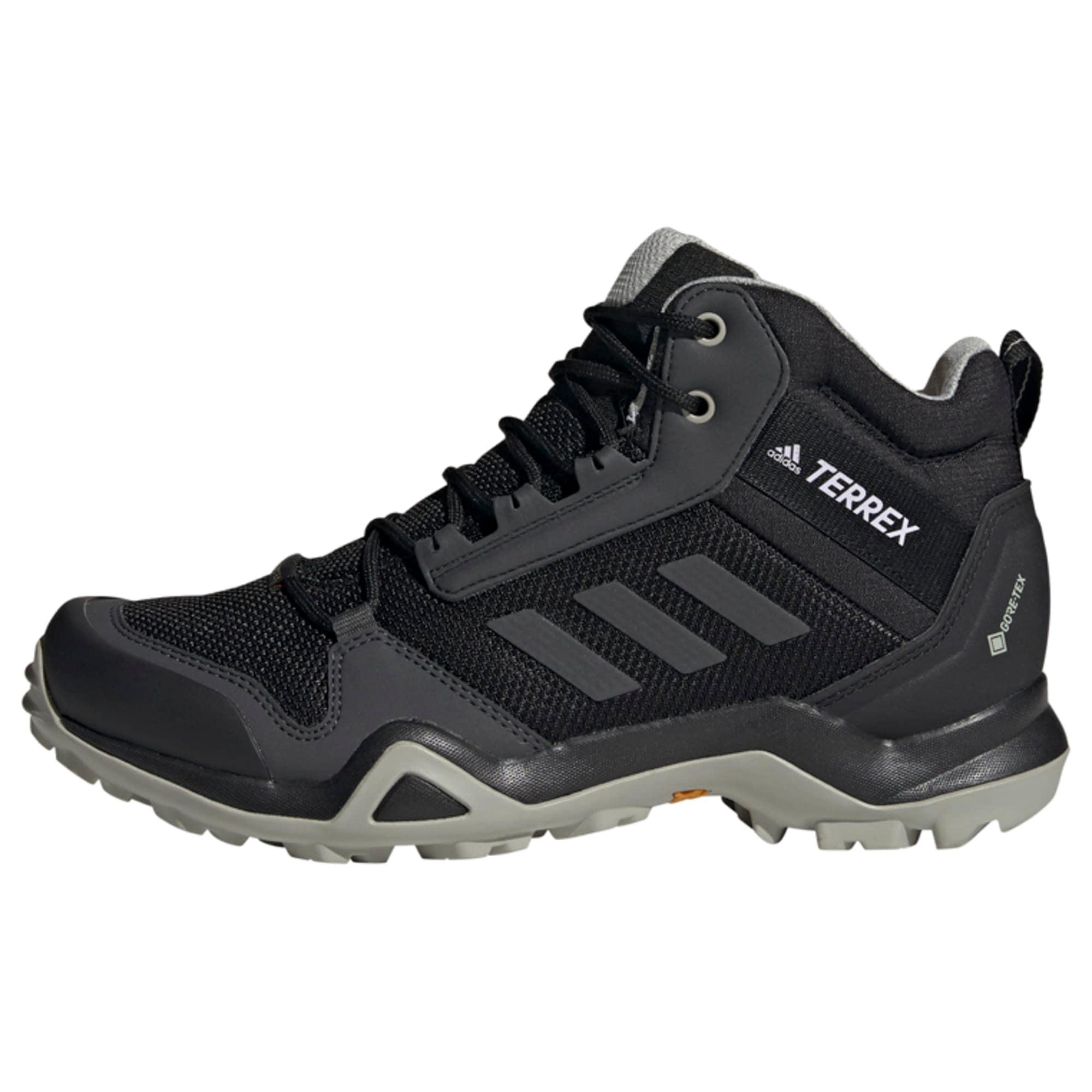 ADIDAS PERFORMANCE Auliniai batai juoda / tamsiai pilka