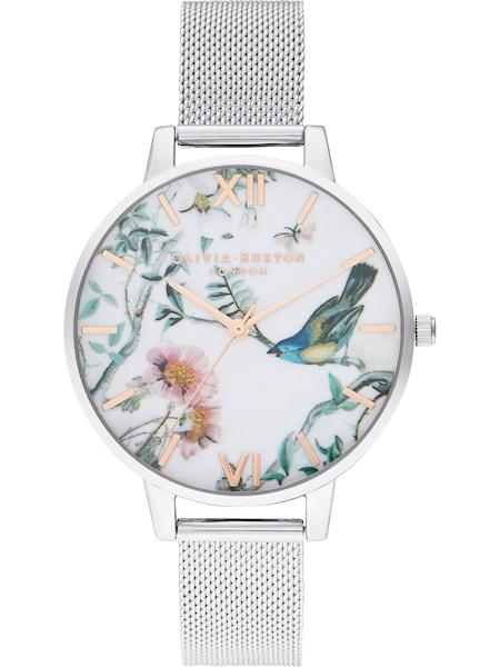 Uhren für Frauen - Olivia Burton Uhr mischfarben silber  - Onlineshop ABOUT YOU