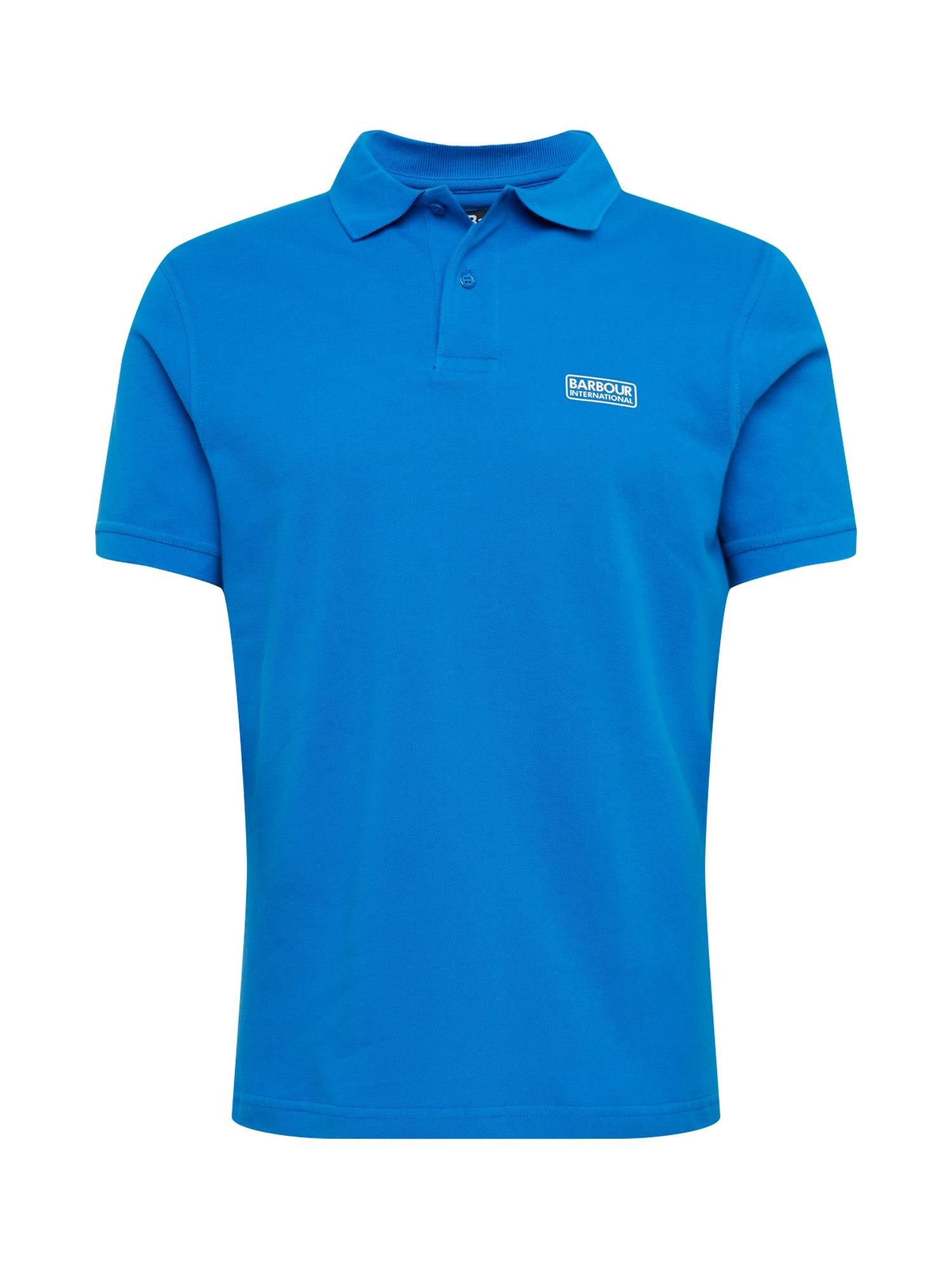 "Barbour International Marškinėliai 'International Essentuial' sodri mėlyna (""karališka"")"