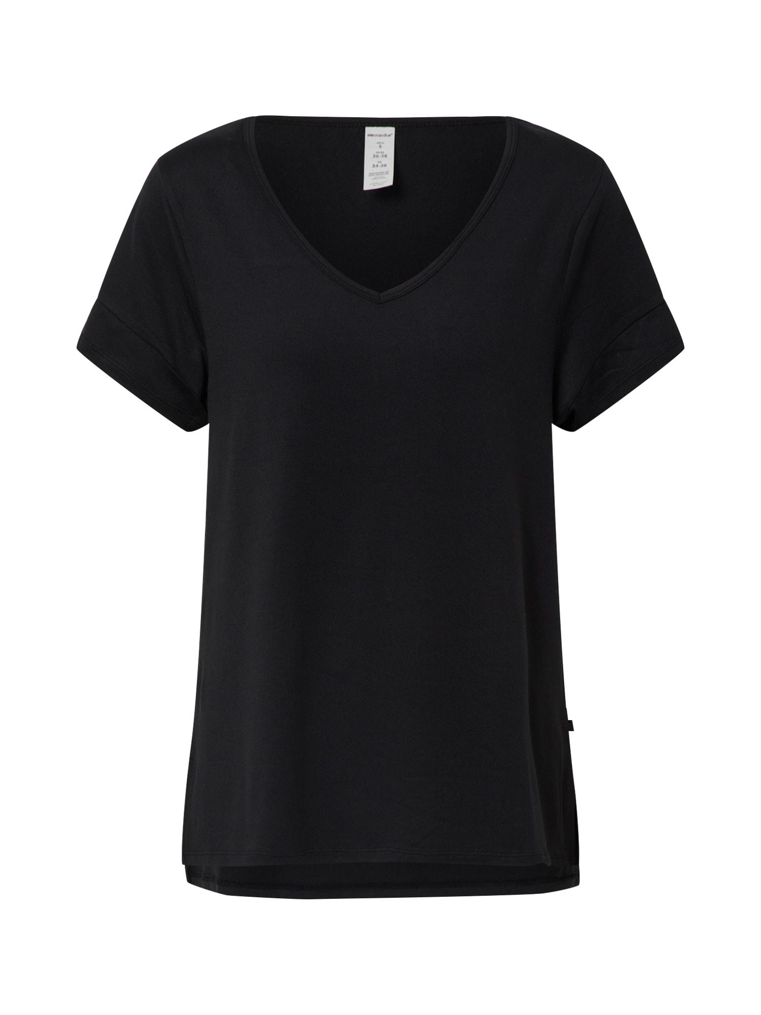 Marika Sportiniai marškinėliai 'VANCE TEE' juoda