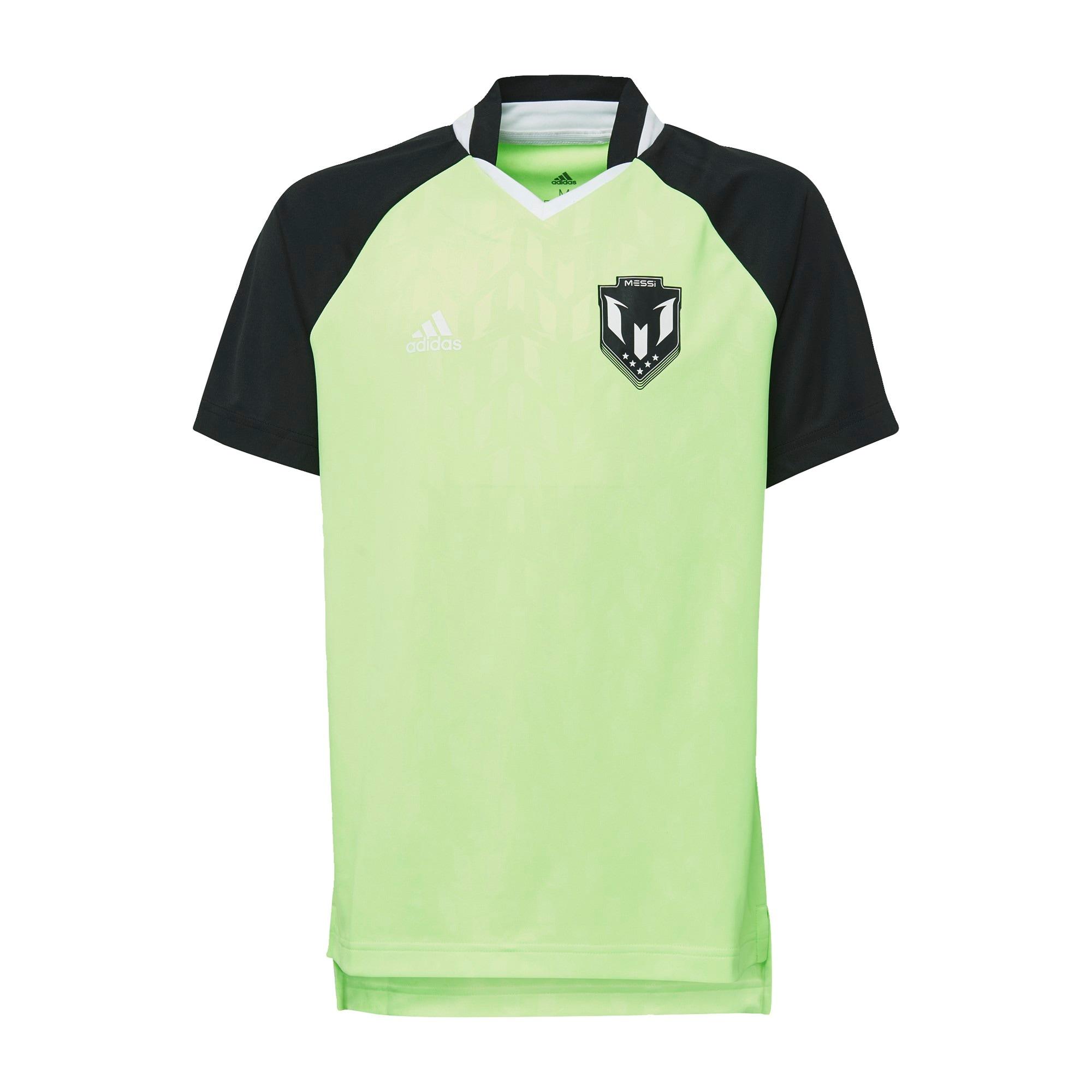 ADIDAS PERFORMANCE Sportiniai marškinėliai juoda / kivių spalva
