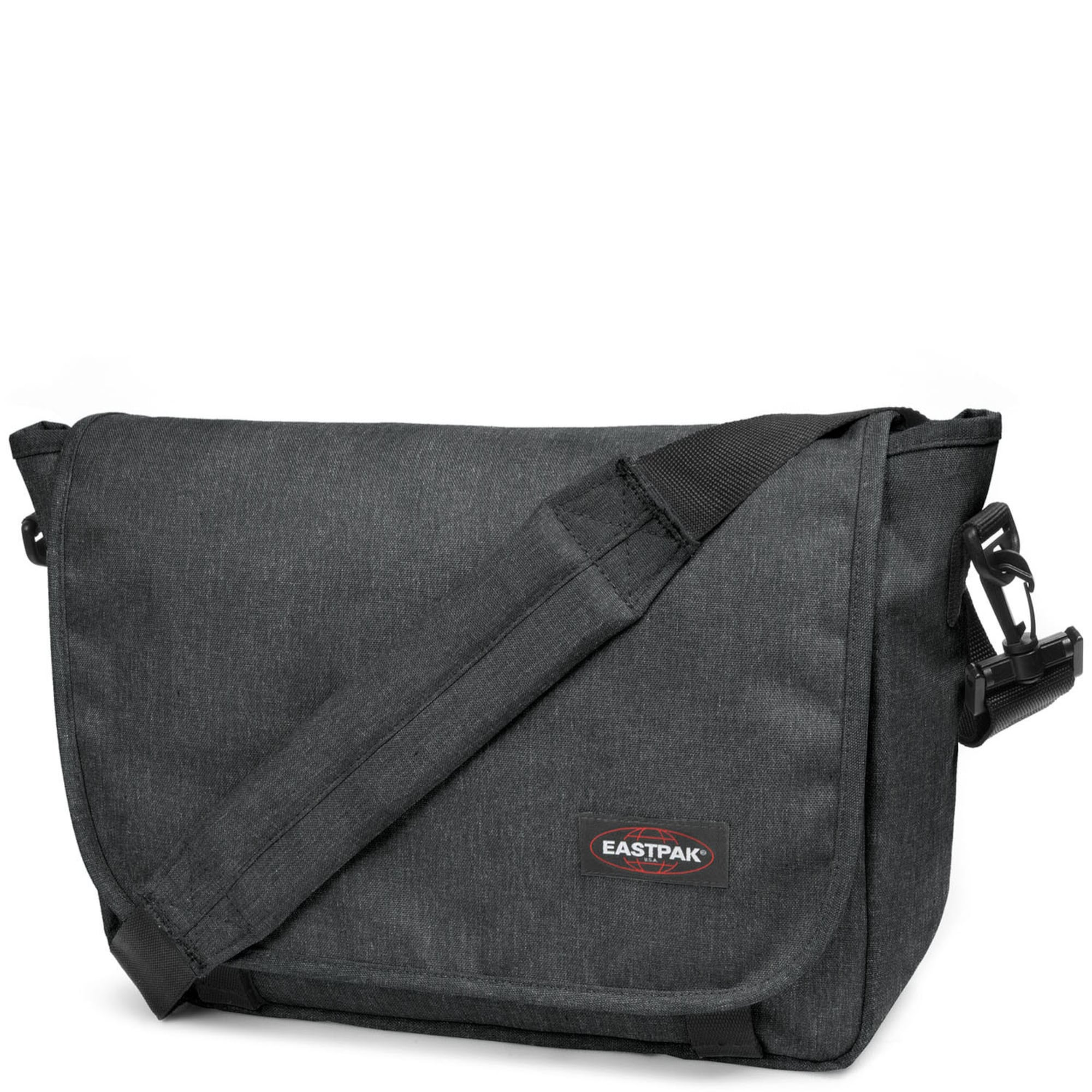 """EASTPAK """"Messenger"""" stiliaus rankinė tamsiai pilka / juoda"""