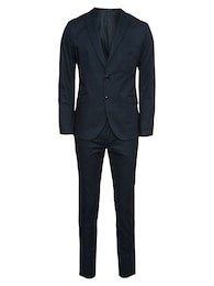 Herren Anzug Entry Price Suit blau | 04054789739466