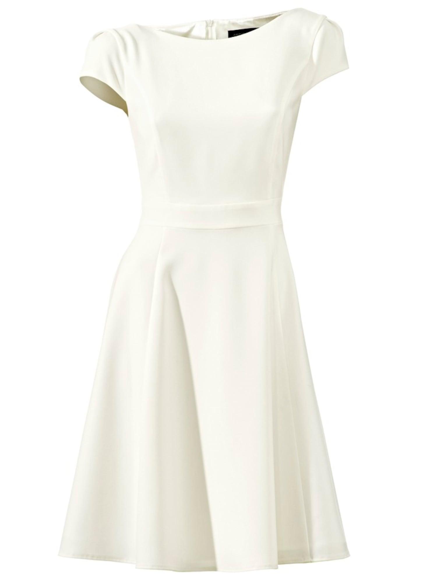 heine Kokteilinė suknelė perlų balta