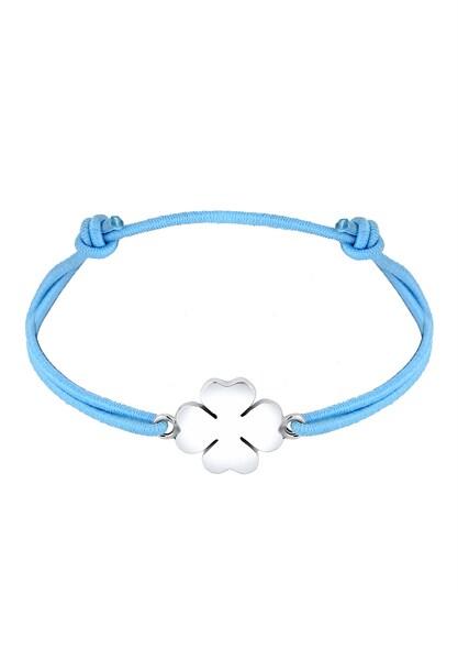 Armbaender für Frauen - ELLI Armband hellblau silber  - Onlineshop ABOUT YOU