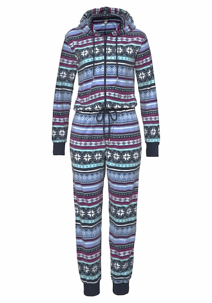 Hosen - Relax Jumpsuit › Bench › mehrfarbig  - Onlineshop ABOUT YOU