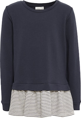 NAME IT Sweater 'NITIBEN UNB PEPLUM SWE NMT'