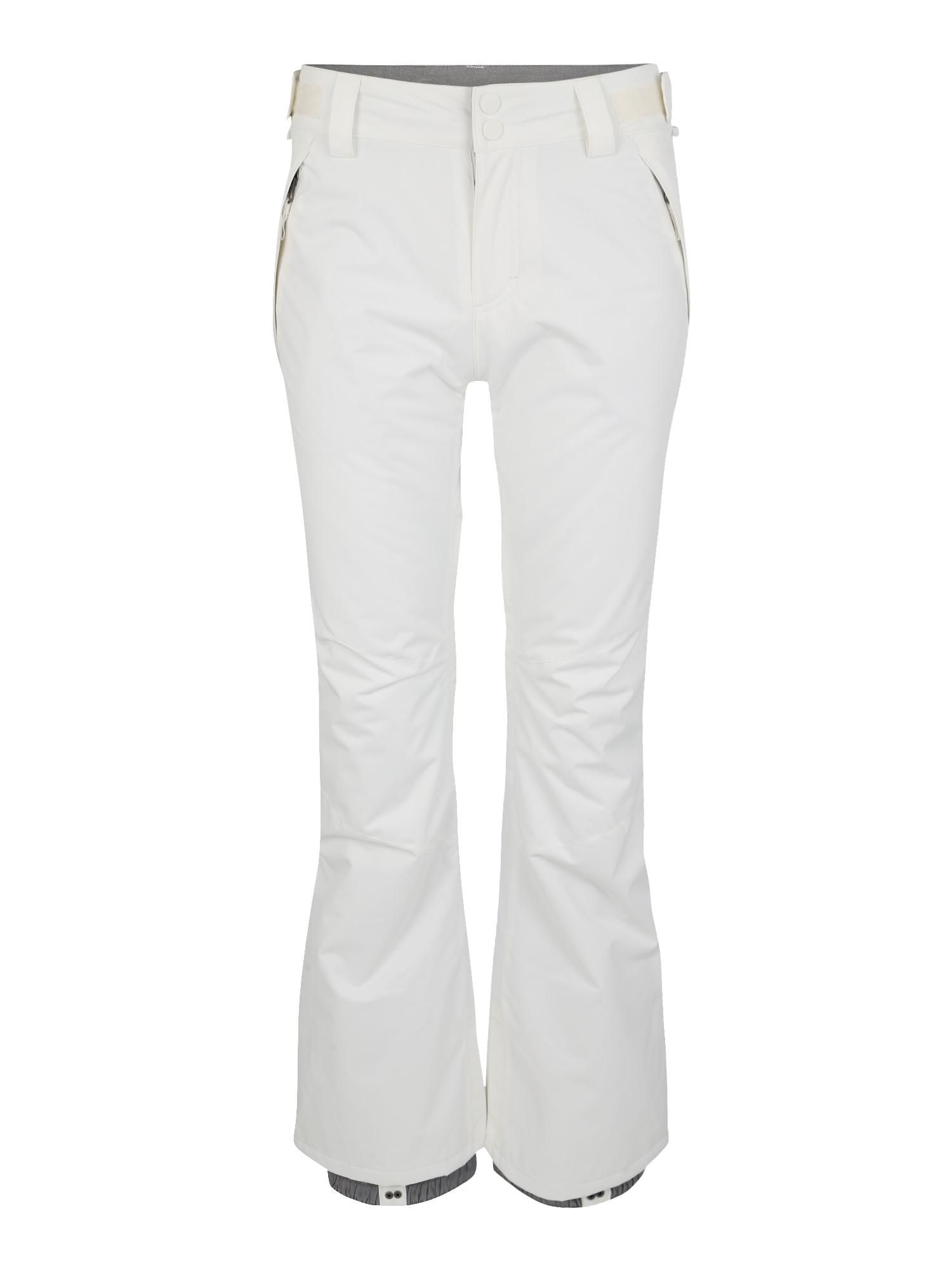 Sportovní kalhoty Malla bílá BILLABONG