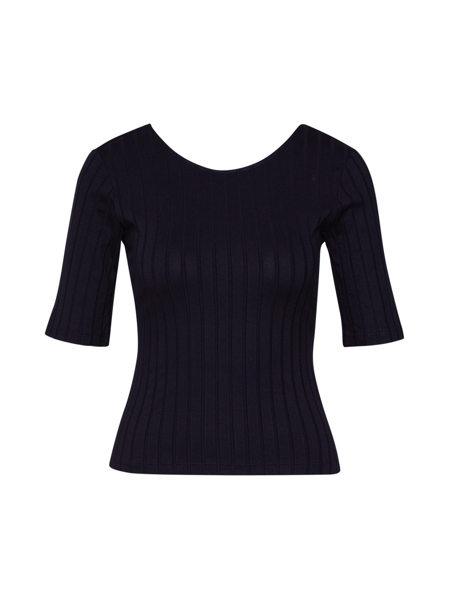 EDITED Marškinėliai 'Elisha' juoda