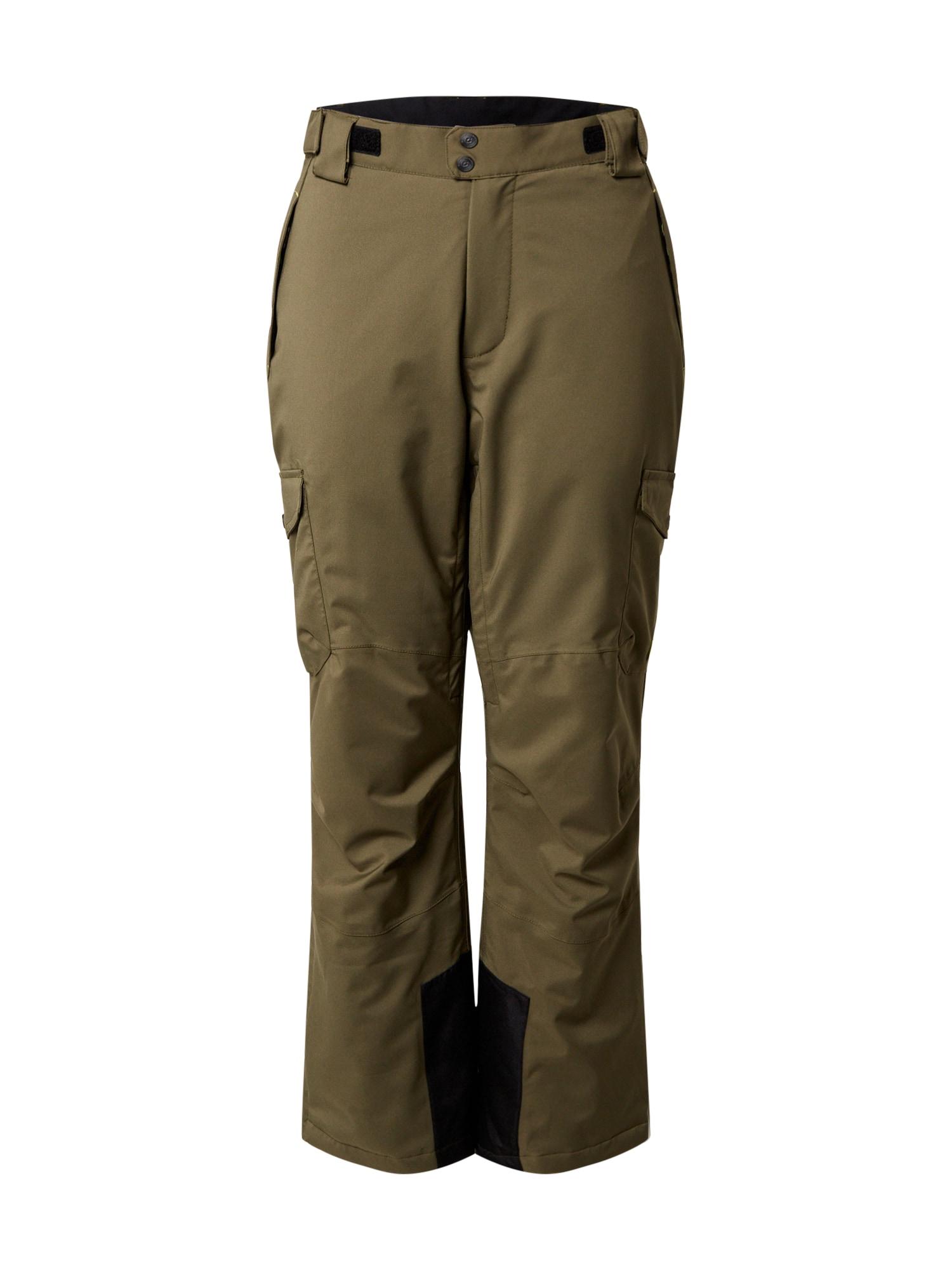 KILLTEC Outdoorové kalhoty 'Combloux'  khaki