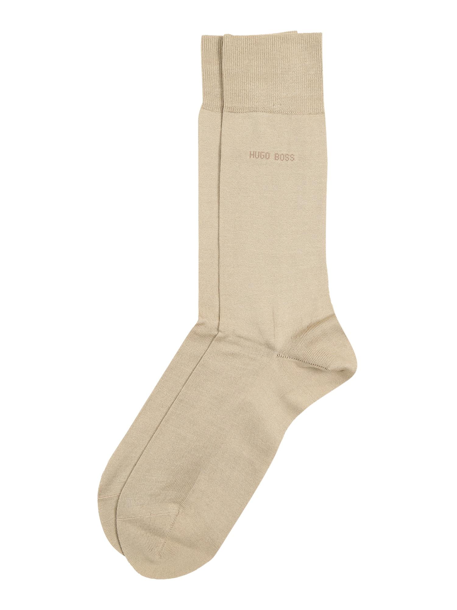 BOSS Kojinės 'George' smėlio