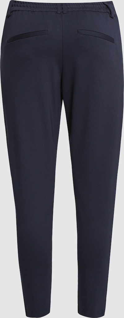 Only Poptrash Tie Waist Tapered Trouser