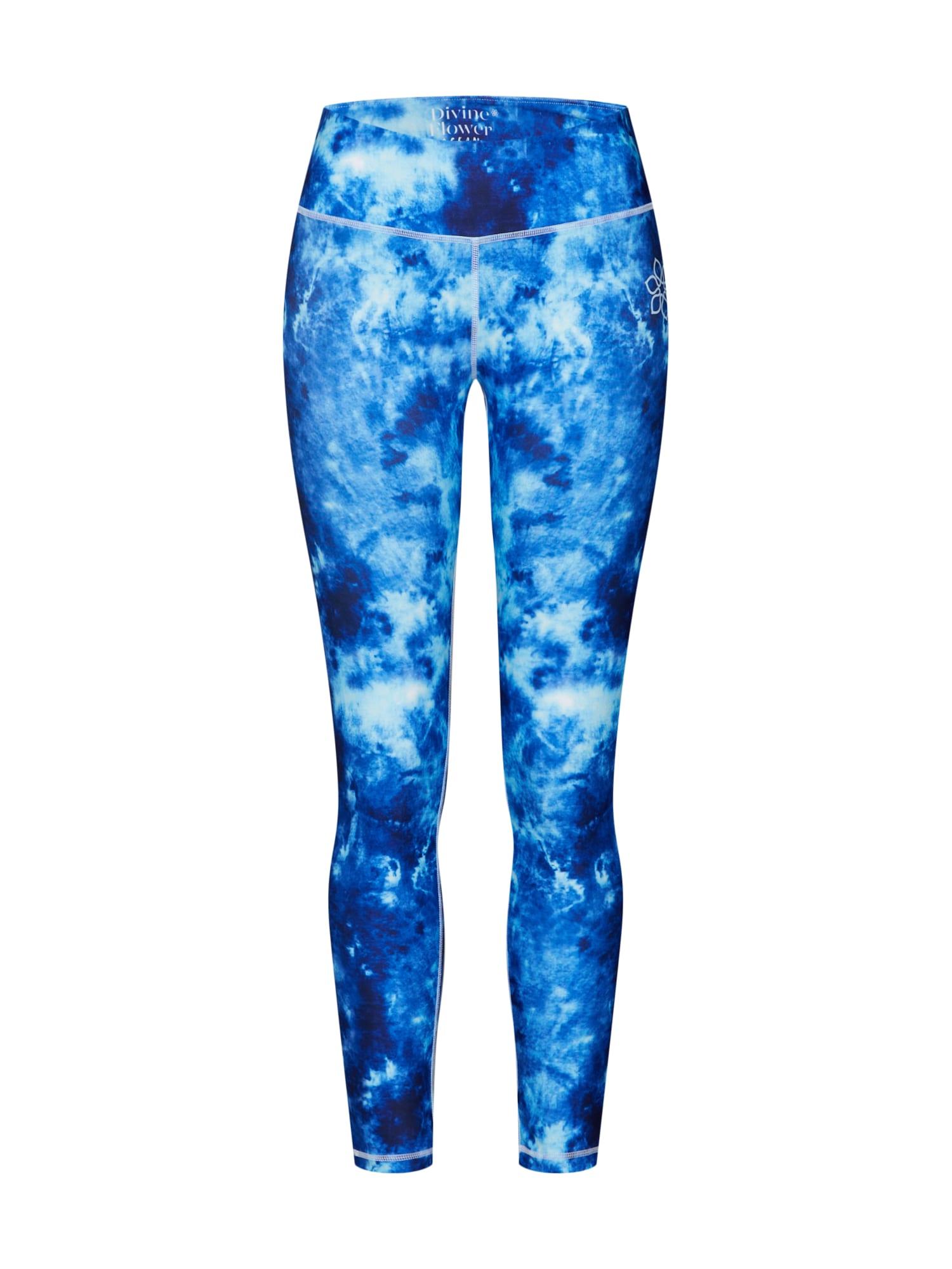 Divine Flower Sportinės kelnės 'Lilaia' mėlyna