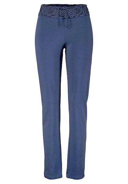 Hosen für Frauen - Homewearhose › Buffalo › taubenblau  - Onlineshop ABOUT YOU