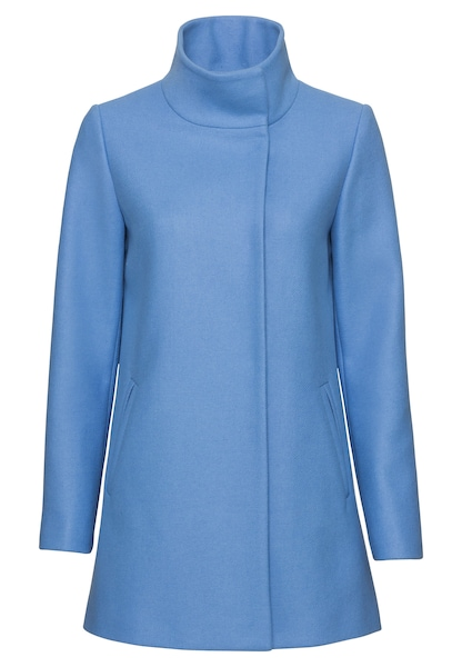 Jacken für Frauen - HALLHUBER Mantel blau  - Onlineshop ABOUT YOU