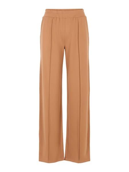 Hosen für Frauen - PIECES Hose braun  - Onlineshop ABOUT YOU
