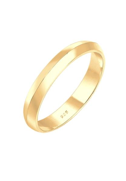 Ringe für Frauen - ELLI Ring 'Bandring' gold  - Onlineshop ABOUT YOU