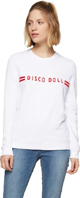 ZOE KARSSEN Sweatshirt 'Disco Doll'