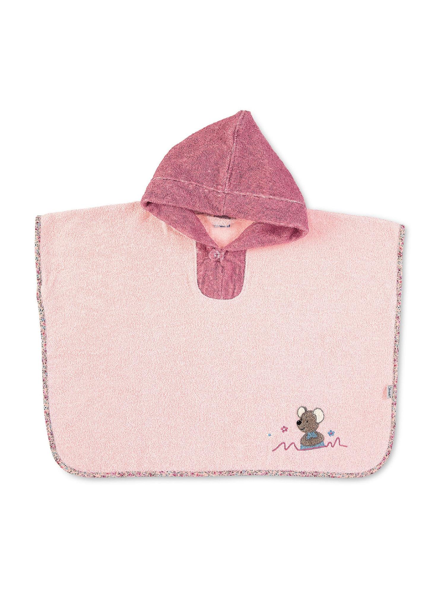 STERNTALER Vonios chalatas 'Mabel' rožių spalva / rožinė