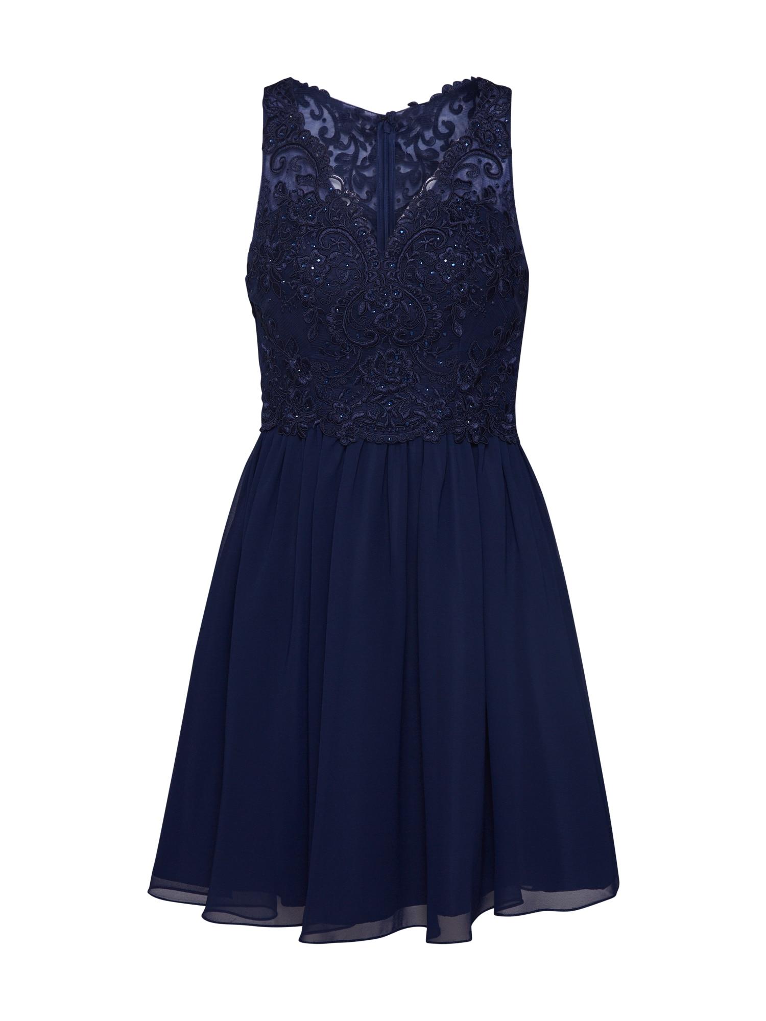 Laona Kokteilinė suknelė tamsiai mėlyna / tamsiai mėlyna