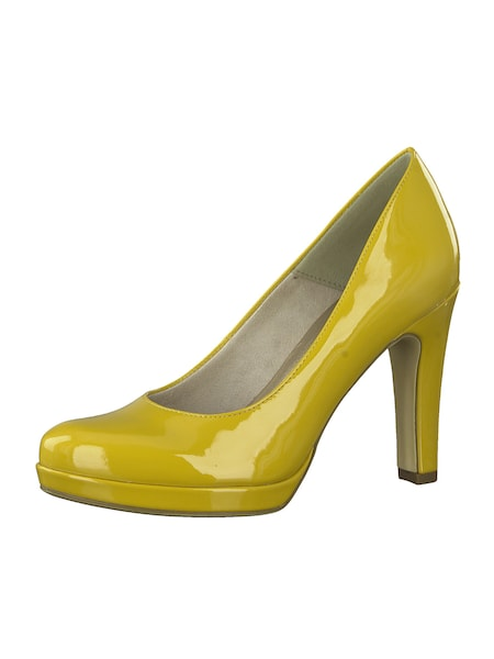 Highheels - Pumps › tamaris › gelb orange  - Onlineshop ABOUT YOU