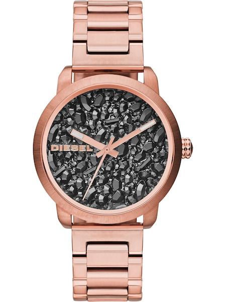 Uhren für Frauen - DIESEL Diesel Damenuhr Flare DZ5427 bronze  - Onlineshop ABOUT YOU