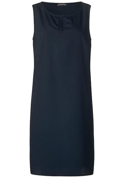 Kleider für Frauen - STREET ONE Kleid kobaltblau  - Onlineshop ABOUT YOU