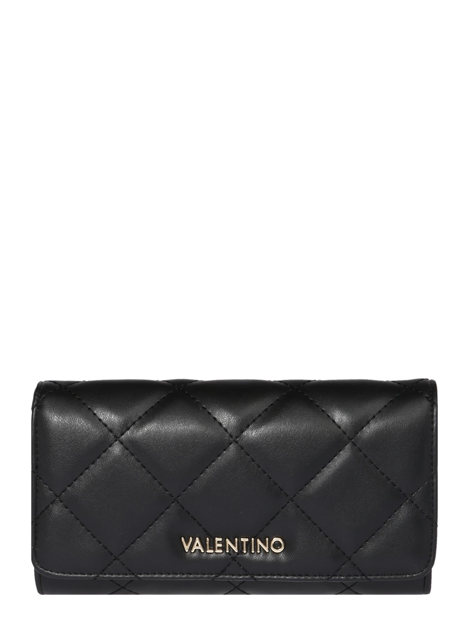 Valentino by Mario Valentino Peněženka 'OCARINA'  černá