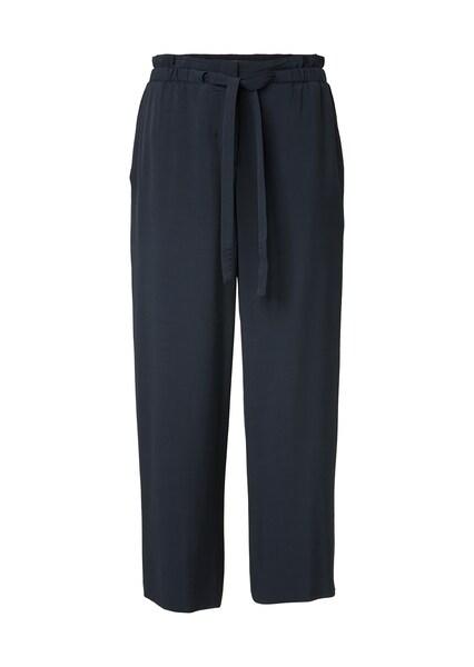 Hosen für Frauen - Marc O'Polo Hose navy  - Onlineshop ABOUT YOU