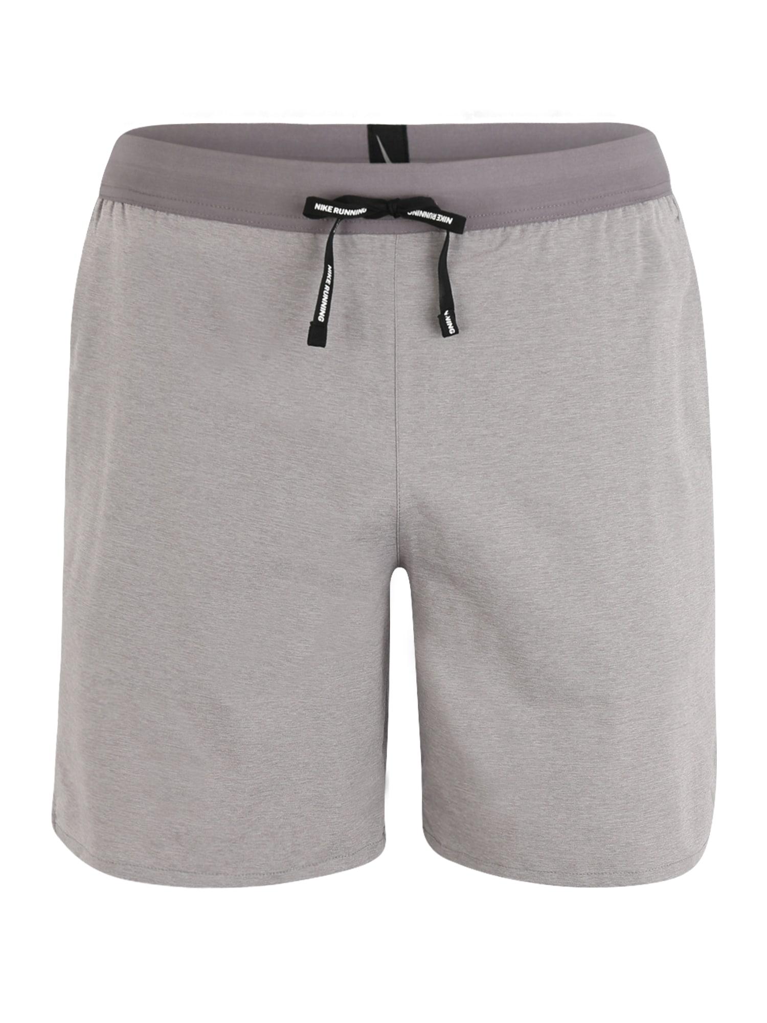 NIKE Sportinės kelnės pilka