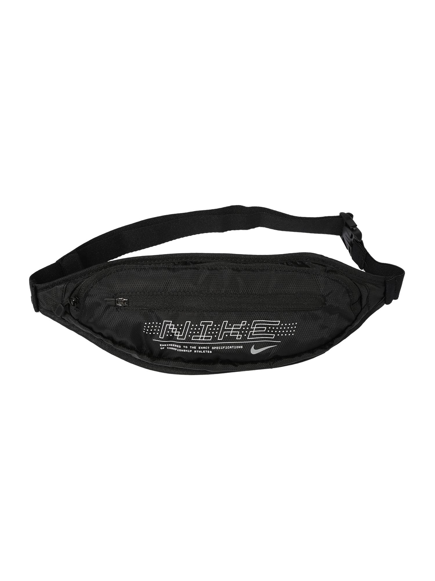 NIKE Accessoires Športová ľadvinka 'Capacity Waistpack 2.0'  čierna