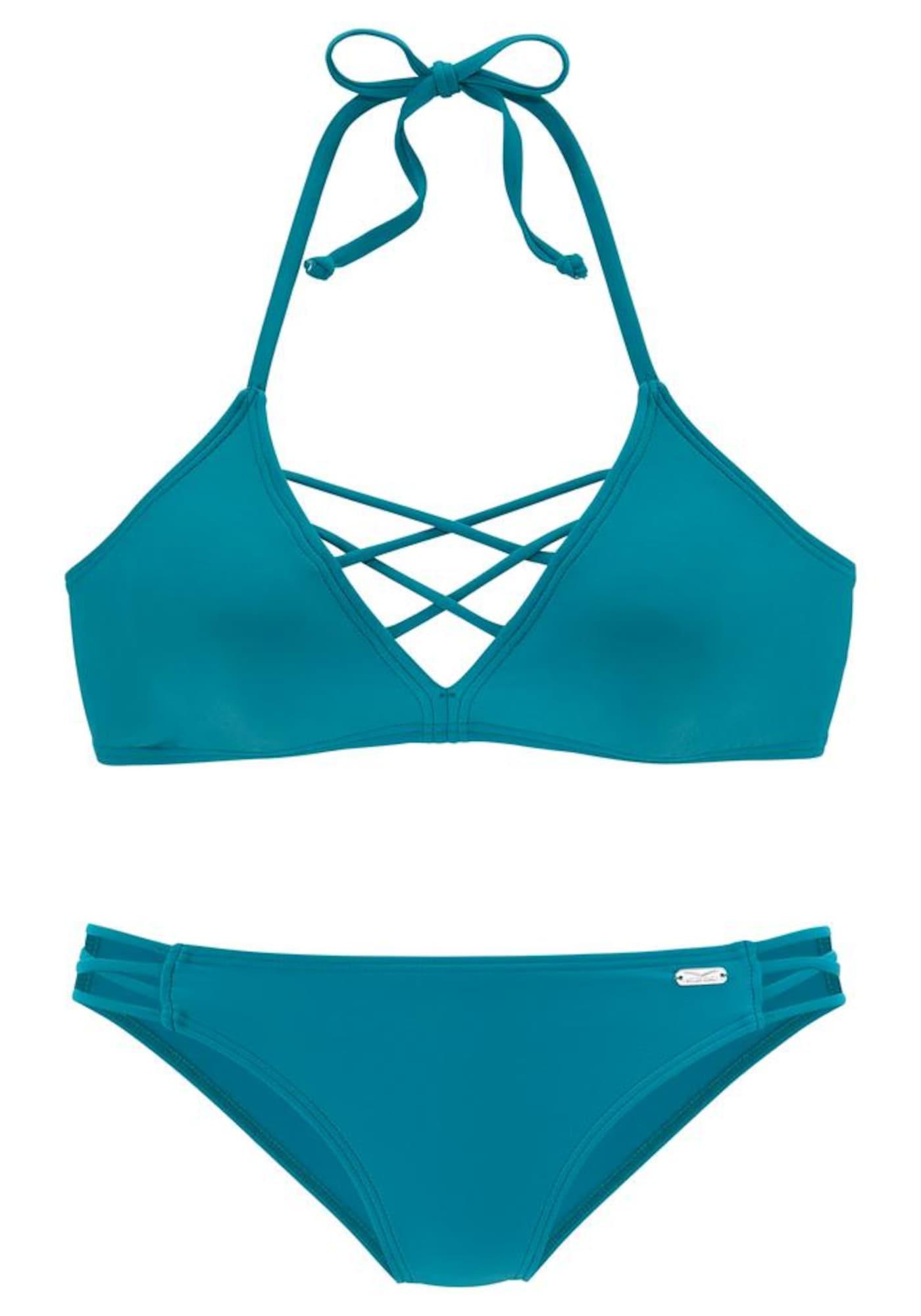 VENICE BEACH Bikinis benzino spalva