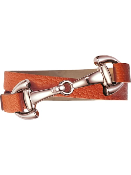 Armbaender - Armband 'Favorit' › Dimacci › cognac  - Onlineshop ABOUT YOU