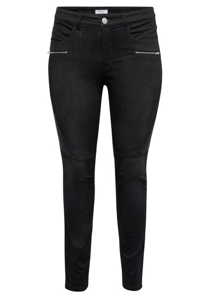 Hosen - Sheego Stretch Jeans › SHEEGO › schwarz  - Onlineshop ABOUT YOU
