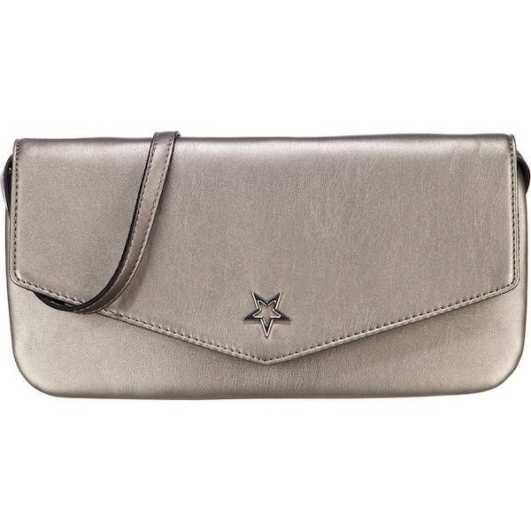 Clutches für Frauen - ESPRIT Abendtasche 'Keira' silber  - Onlineshop ABOUT YOU