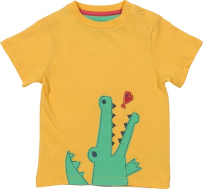 Kite T-shirt 'Hungry Croc'