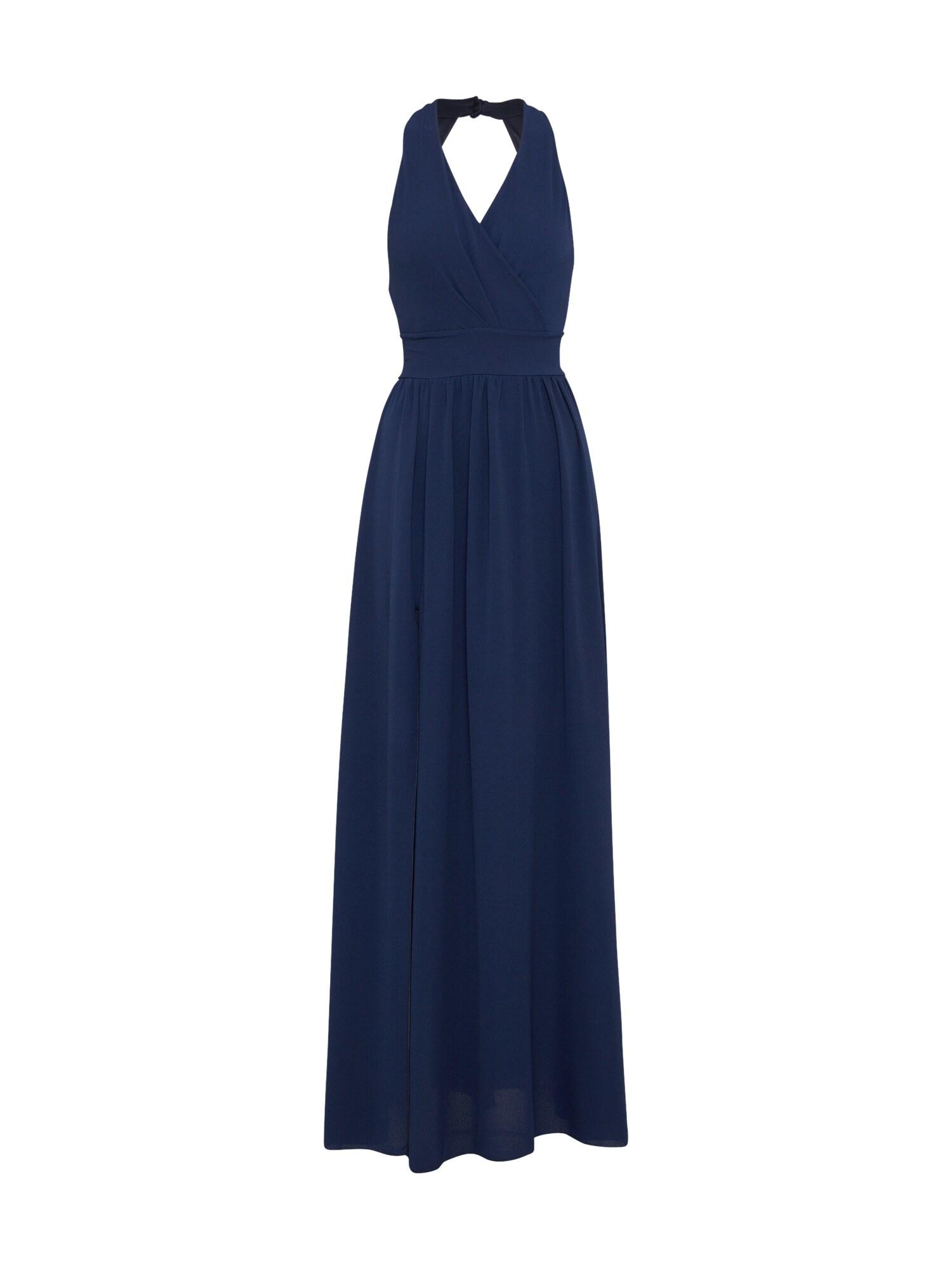 WAL G. Vakarinė suknelė tamsiai mėlyna