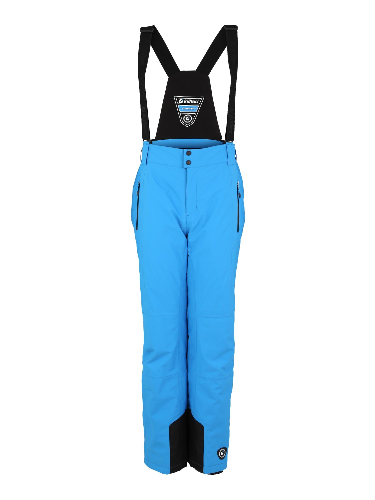 Outdoorové kalhoty Enosh modrá KILLTEC