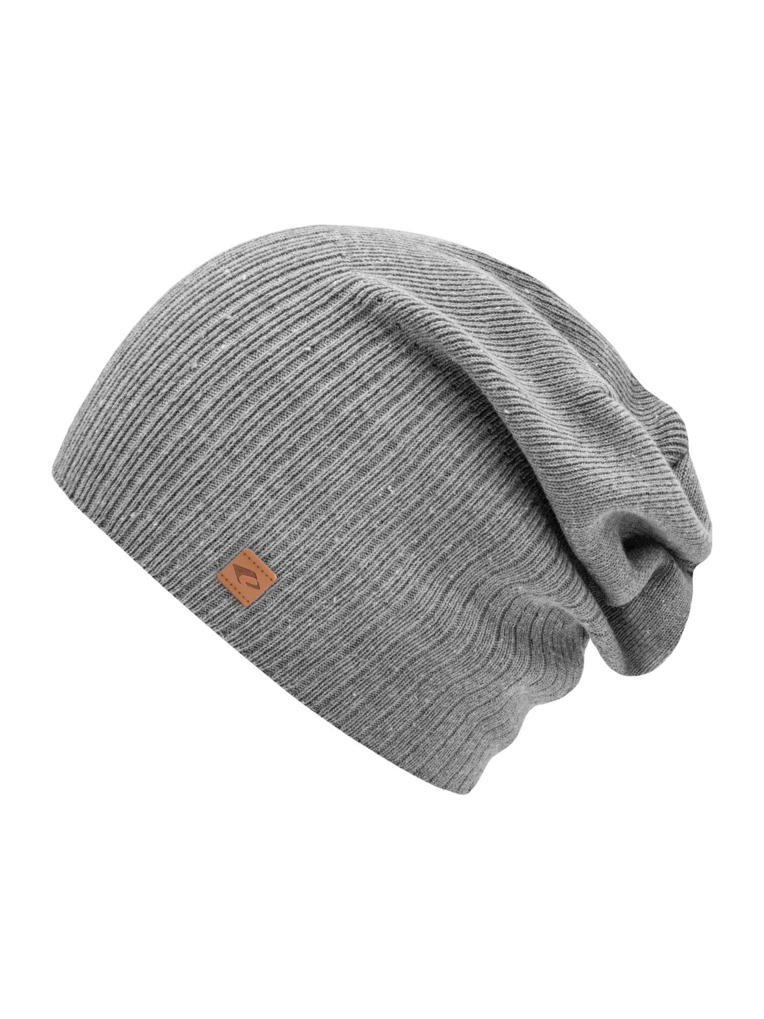 chillouts Megzta kepurė 'Lowell' šviesiai pilka